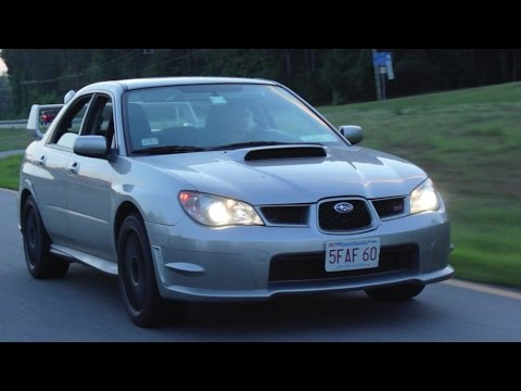 2006 Hawkeye Subaru STI Review!
