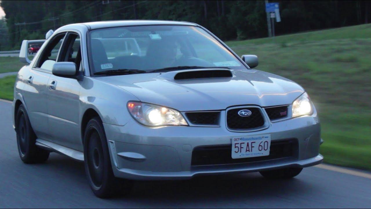 Subaru Impreza Wrx Sti 2006 >> 2006 Hawkeye Subaru STI Review! - YouTube