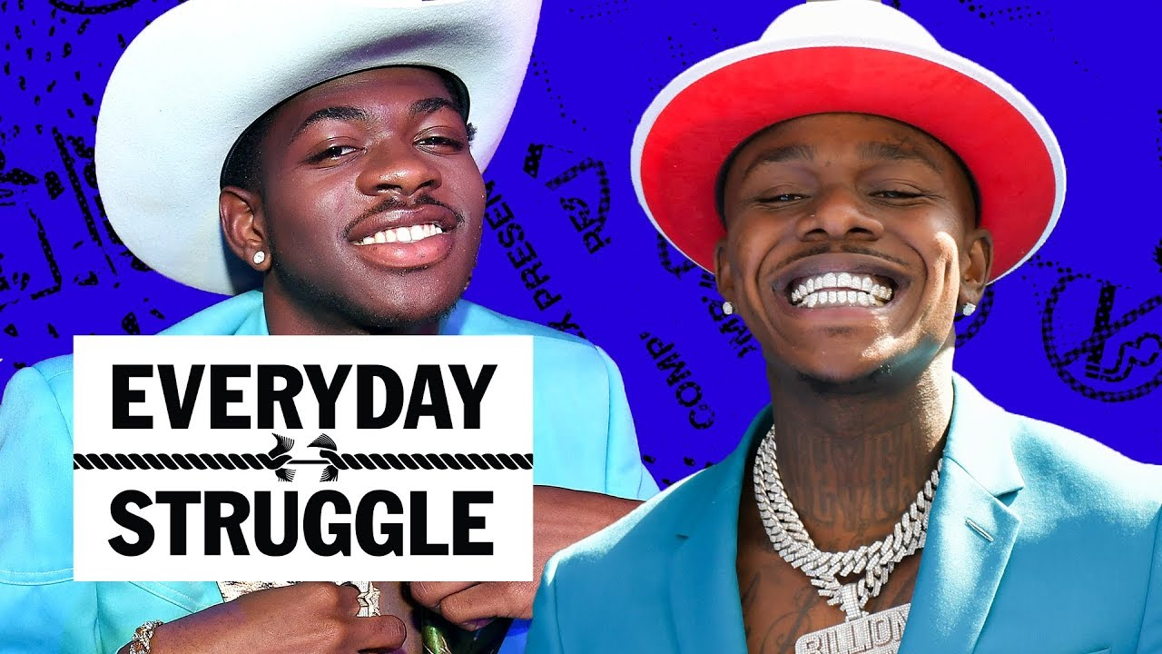 QC's 'Vol. 2,' Lil Nas Dethroned & DaBaby Says Next LP Will Give Him GOAT Status | Everyday Struggle