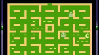 Pac-Man - Pac-Man (Atari 2600) - Vizzed.com GamePlay - User video