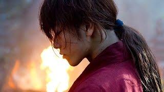 KENSHIN, EL GUERRERO SAMURAI de Keishi Otomo (Trailer español)