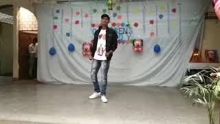 Dard dilo ke kam ho jate, robotic  dance by (RAHUL)