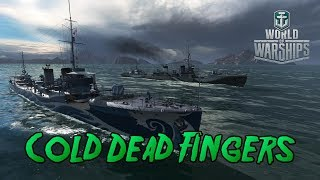 World of Warships - Cold Dead Fingers