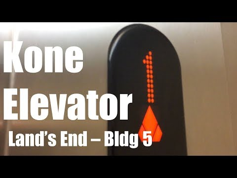 Kone Ecodisc Elevator @ Lands End Building 5, Osage Beach, MO