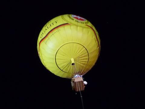 Gas Balloon World Record