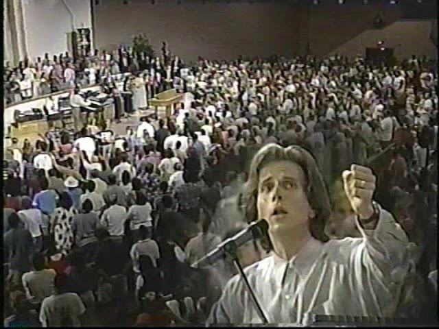 The Hardcore Gospel: Brownsville Revival- Steve Hill. 6-12-1997.