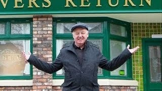 Les Dennis Coronation Street ~ 30 Minute BBC Interview & Life Story ~ Ricky Gervais Extras