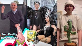 Tiktoks that made Patrick and spongebob two pretty best friends
