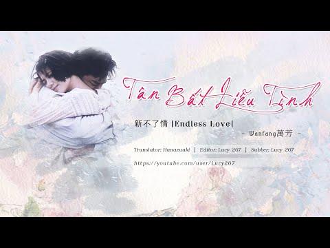 [Vietsub + Kara] Tân Bất Liễu Tình 《新不了情》 Endless Love   Wanfang 萬芳