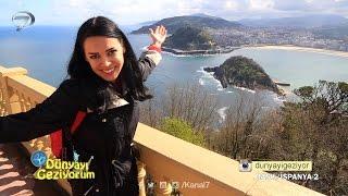 Dünyayı Geziyorum - İspanya/2 - 24 Nisan 2016
