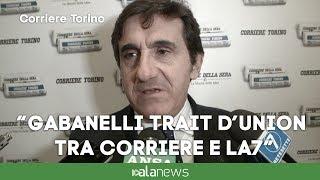 """Cairo:""""Gabanelli trait d'union tra Corriere e La7″"""