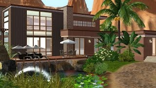 The Sims 3 - House Building - Woodgate 39
