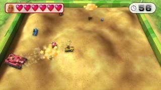 Wii Party U Minigame Showcase - Operation: Sandbox (1 vs Rivals)