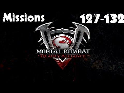 Mortal Kombat: Deadly Alliance - Konquest Walkthrough - Missions 127-132