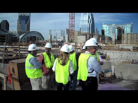 The District gets to look at the Music City Center Progress