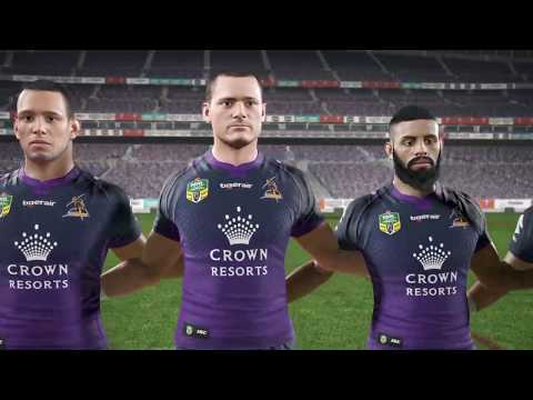 Rugby League Live 4 Grand Final Storm Vs Sharks