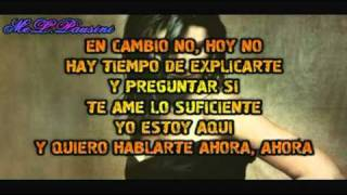 Laura Pausini - En Cambio No [KARAOKE] Edit OoMeLtATyoO