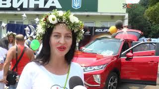 Автомобіль для лідерів представили на Петрівському ярмарку