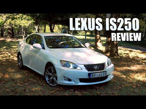 Lexus IS250 In-Depth Review