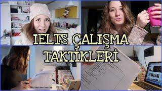 BENİMLE IELTS'E HAZIRLANIN! 3 GÜNDE NASIL IELTS 6.5 ÜSTÜ ALINIR? Sınav Taktikleri Part#1