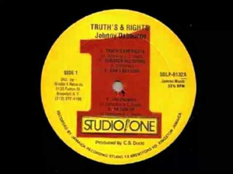 Johnny Osbourne - Can't Buy Love - (Truths And Rights)