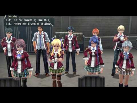 The Legend of Heroes: Trails of Cold Steel Walkthrough Part 131 Crisis in Erebonia