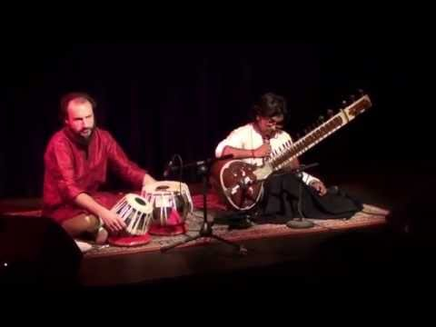 Meditation with Sitar,Raaga : Bihag by Deepsankar,Tabla : Tristan Auvray ,France