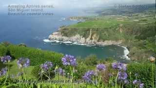 Beautiful coastal views around São Miguel - Amazing Azores Series