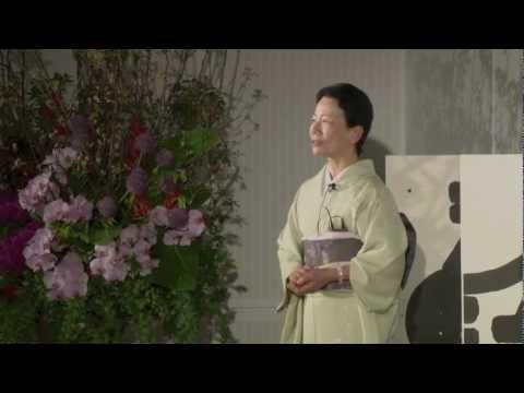 How you bear is how you live - your choice: Kazuko Sako at TEDxKyotoChange