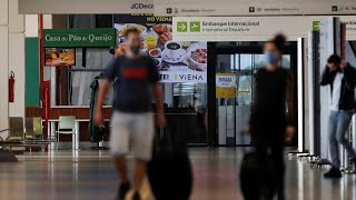 Coronavirus: U.S. suspends travel from Brazil for foreigners