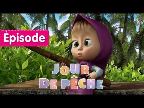 Masha et Michka - Jour De Pêche (Épisode 8) thumbnail
