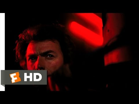 Dirty Harry 510 Movie   Rooftop Shootout 1971 HD