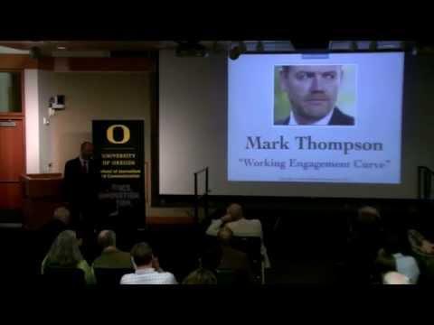 University of Oregon, Portland 2015 Johnston Lecture April, 2015