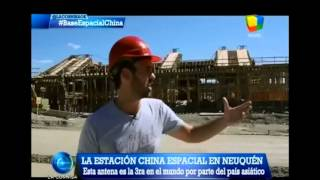 La Cornisa - Una estación espacial China en Neuquén