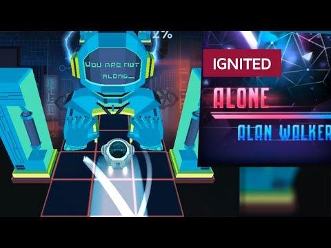Rolling Sky - Alone Ignited Ft. Remix (Alan Walker)
