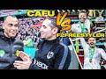 CAFU vs F2FREESTYLERS | Wembley Cup