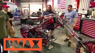 Der Umbau der Witwe | American Chopper | DMAX Deutschland