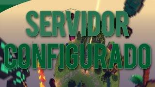Servidor De FullPvP Para Download 100% Configurado