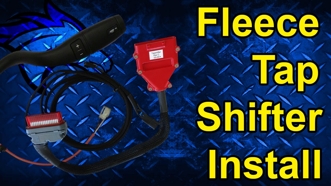 small resolution of tapshifter by fleece performance install 2001 2005 chevy duramax lb7 lly