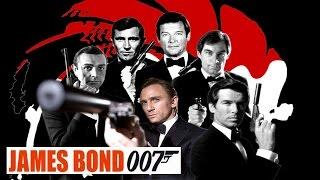 ТОП 10 ПОДРУГ АГЕНТА 007 ДЖЕЙМСА БОНДА, КОТОРЫМ УЖЕ ЗА 50 ЛЕТ!