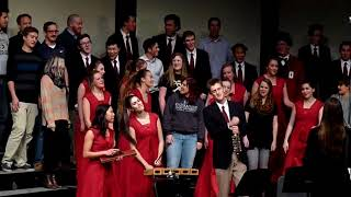 Sleigh Ride - CCHS Meistersingers 2015-12-09
