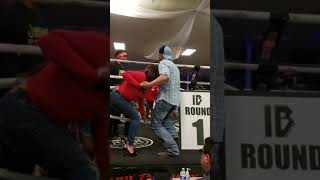Tomas Boxing Fight
