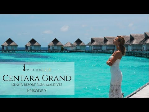 Centara Grand Island, Maldives - Luxury Honeymoon Resort with InspectorLUX