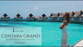 Centara Grand Island, Maldives - Luxury Honeymoon Resort with InspectorLUX