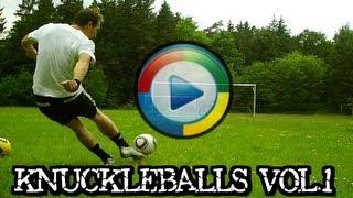 Cristiano Ronaldo Knuckle Free Kicks | Wannabe Edition #1