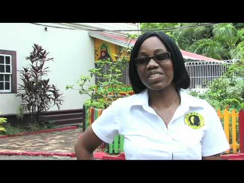 A Tour Of The Bob Marley Museum