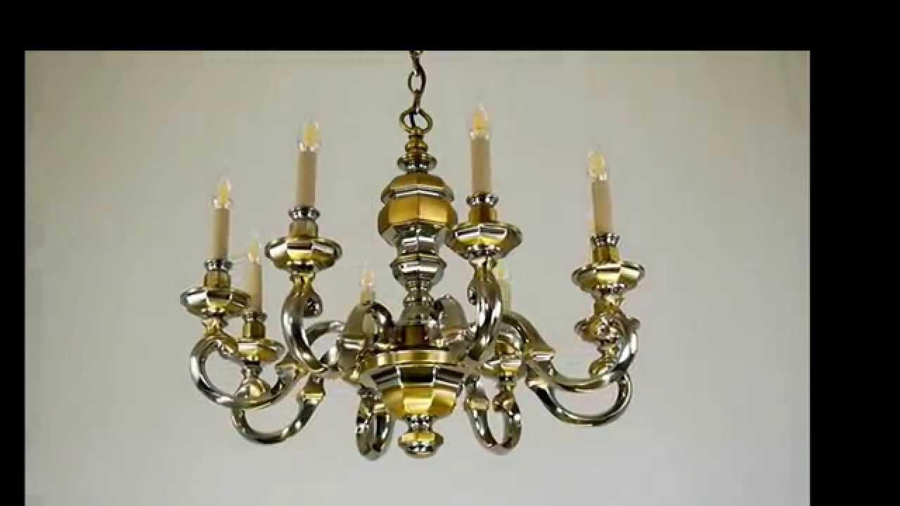 Lampadari Per Soffitti Bassi : 20000 s8 lampadario di bronzo bicolore per led e soffitti bassi
