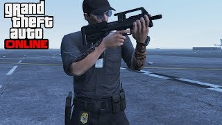 GTA Online: Hidden Police Outfits In GTA Online!