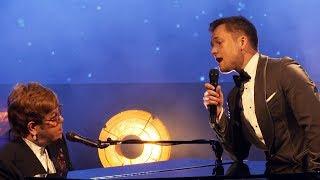 Baixar ROCKETMAN Elton John & Taron Egerton Sing Together