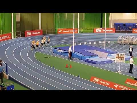 800m men A race BMC Sheffield 06102019